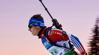 Biathlon queen announces end of sporting career