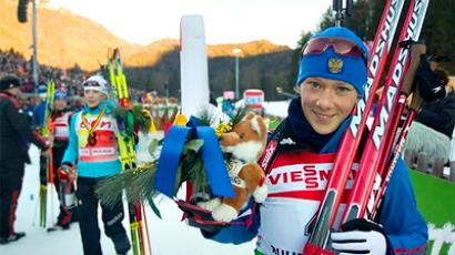 Olga Zaitseva (Photo from http://www.zajceva.ru)