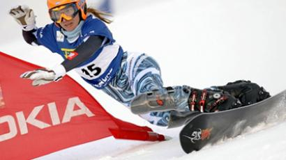 Russia is already a snowboarding heavyweight – world champ Zavarzina