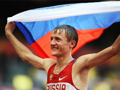 Borchin takes Russia's fourth Olympic gold