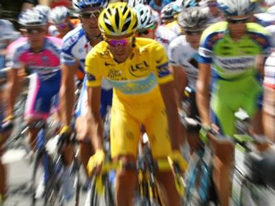 Alberto Contador (AFP Photo / Joel Saget)