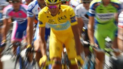 Alberto Contador (AFP Photo / Joel Saget)