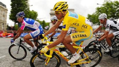 Contador gets two-year doping ban