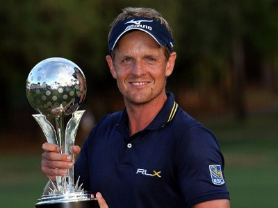 Donald reclaims PGA top slot