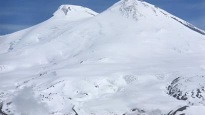 Europe's highest peak, Mount Elbrus (RIA Novosti / Dolyagin)