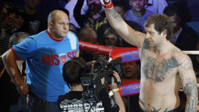 Arlovski unhappy with Moscow bout