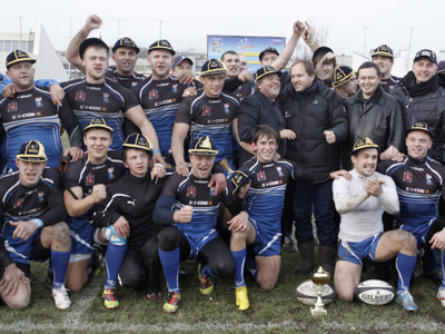 Enisey grab Russian rugby crown