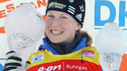 Helena Jonsson (AFP Photo / Scanpix / Gorm Kallestad)