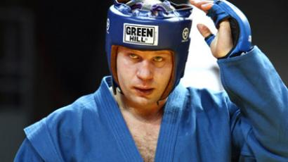 Russian mixed martial arts heavyweight fighter Fedor Emelianenko. (RIA Novosti / Denis Tyrin)