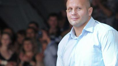 Emelianenko replaces Medvedev on Presidential Sports Council