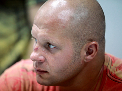 Fedor set to prove he's still the best in the world