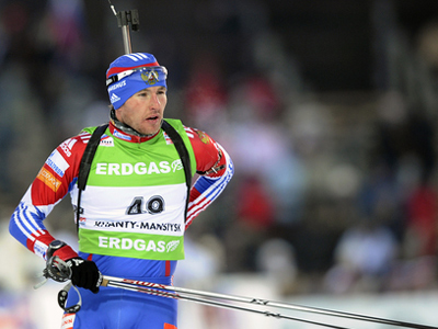 Maksimov brings Russia first medal at biathlon Worlds