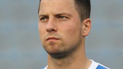 Estonia's national football team player Oliver Konsa (AFP Photo / Alexander Klein)