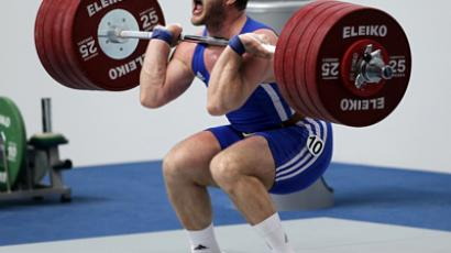 Top powerlifters gear up for Euros at Moscow Open
