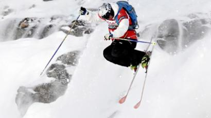 From skies to skis – new winter sport booming in Russia