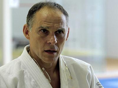 Russia's judo head coach, Ezio Gamba (Ria Novosti / Alexey Danichev)