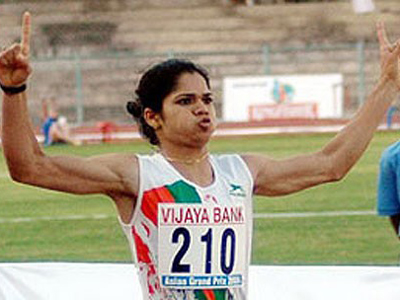 Indian runner gender muddle after rape accusations