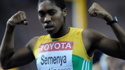 Semenya allowed to race with women following gender tests