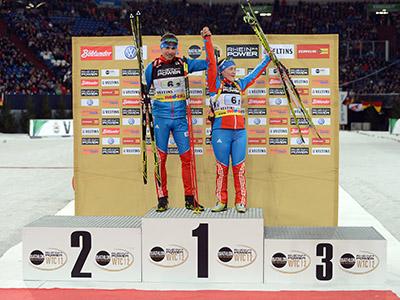 German crowd wins hearts of Russian Christmas race-winners