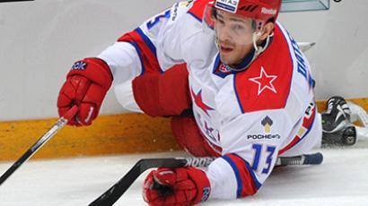 CSKA player Pavel Datsyuk. (RIA Novosti / Vladimir Fedorenko)