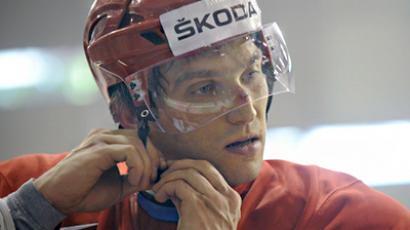 Aleksandr Ovechkin (RIA Novosti / STF)