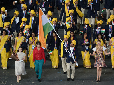 India suspended from Olympics