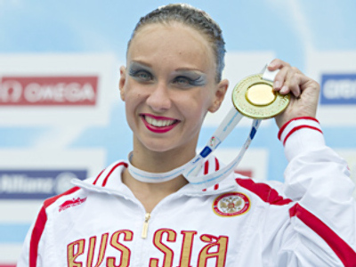 Ischenko brings Russia second Euro Aquatics gold