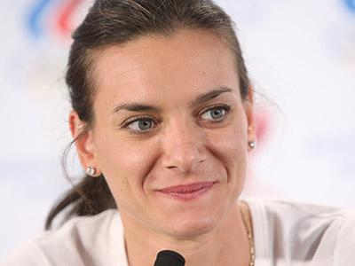 Elena Isinbayeva (RIA Novosti/Ekaterina Chesnokova)