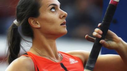 Isinbaeva promises more records before calling it quits in 2013