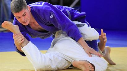 Russia has targeted Judo as a potential medal winner at the London Olympics next year (ImagePhoto from Judo.com)