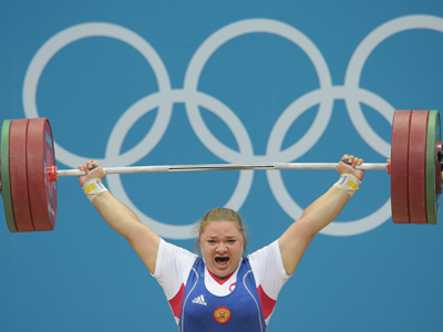 World record doesn't help Kashirina to weightlifting gold
