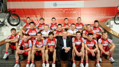 German cycling guru promises to lead RusVelo to glory