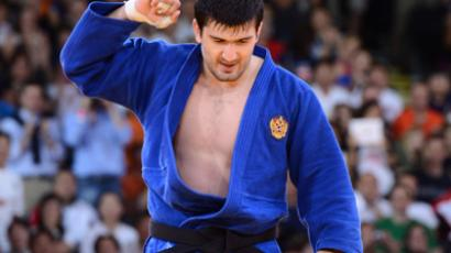 Judo magician Gamba stays with Russia