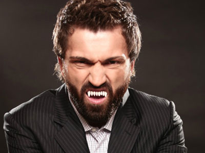 MMA fighter, Andrei Arlovski of Belarus (Photo from arlovski.com)