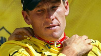 Lance Armstrong (AFP Photo / Joel Saget)