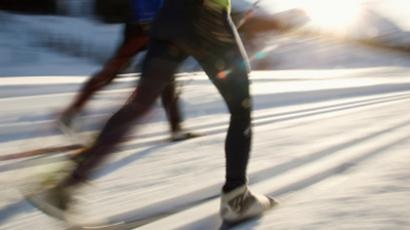 Muscovites strive for success on the slopes