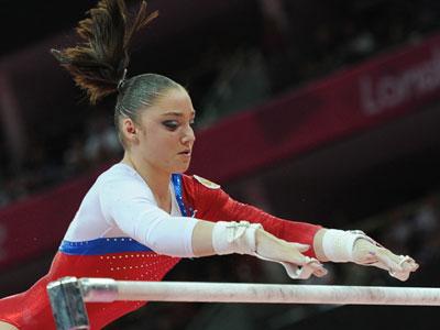 Mustafina ends Russian gymnastics gold drought