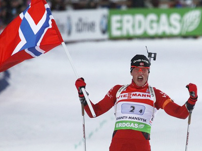 Norway grabs mixed relay gold at biathlon Worlds
