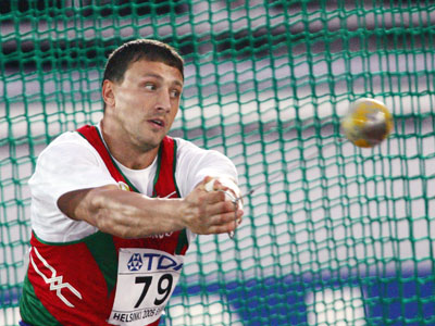 IOC strips four Eastern Europeans of 2004 Olympic medals