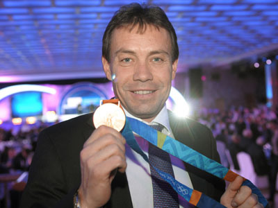 Cyclist Ekimov awarded Athens 2004 gold