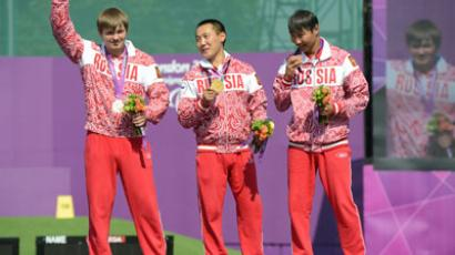 Games gold rush: Paralympians better Beijing result