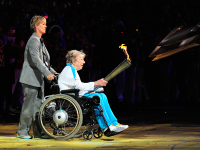 Big Bang opens biggest Paralympics in history (PHOTOS)