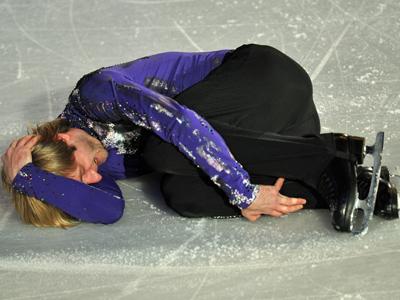 Pluschenko's spine also needs surgery