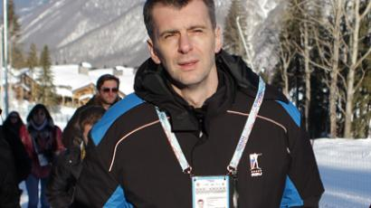 'Money goes the wrong direction,' Russia biathlon coach