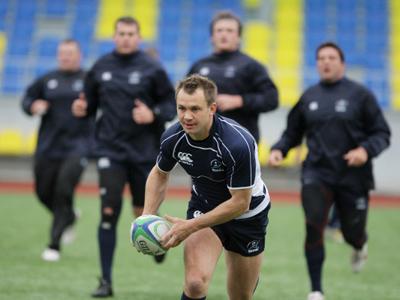 Russian international international, Konstantin Rachkov (RIA Novosti / Mikhail Mokrushin)