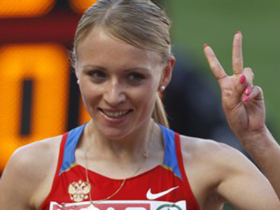 Russia's European Champ fails doping test