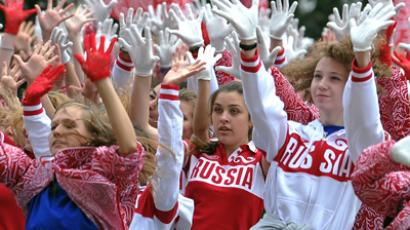 Russian Olympic uniform makes 'ugly' list