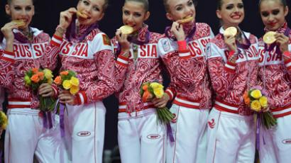 Russian Olympic winners get job offer from Sberbank