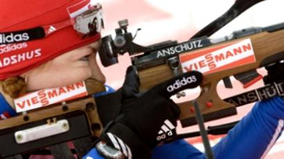 Extra win earns biathlon World Cup for Jonsson