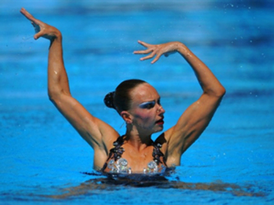 Russia wins third gold at World Aquatic Championships